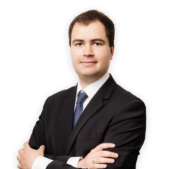 Адвокат в Праге Максим Мелконов, юрист в Чехии